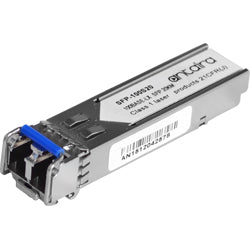 100 mpbs Fiber SFP Transceiver, Single-Mode 20-40km SFP-100S