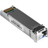 1 Gigabit Fiber SFP Transceiver WDM-A, Single-Mode 10km to 80km SFP-WA