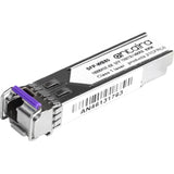 1 Gigabit Fiber SFP Transceiver WDM-B, Single-Mode 10km to 80km SFP-WB