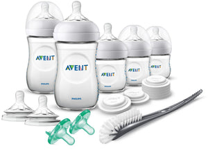Philips Avent Natural Baby Bottle Essentials Set
