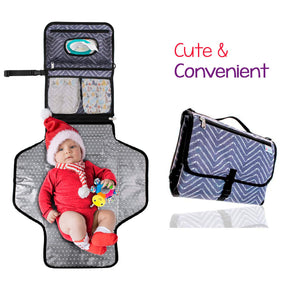 Portable Waterproof Changing Pad
