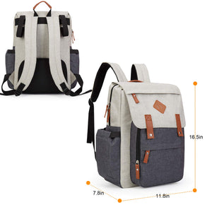 Multi-Function Waterproof Travel Backpack