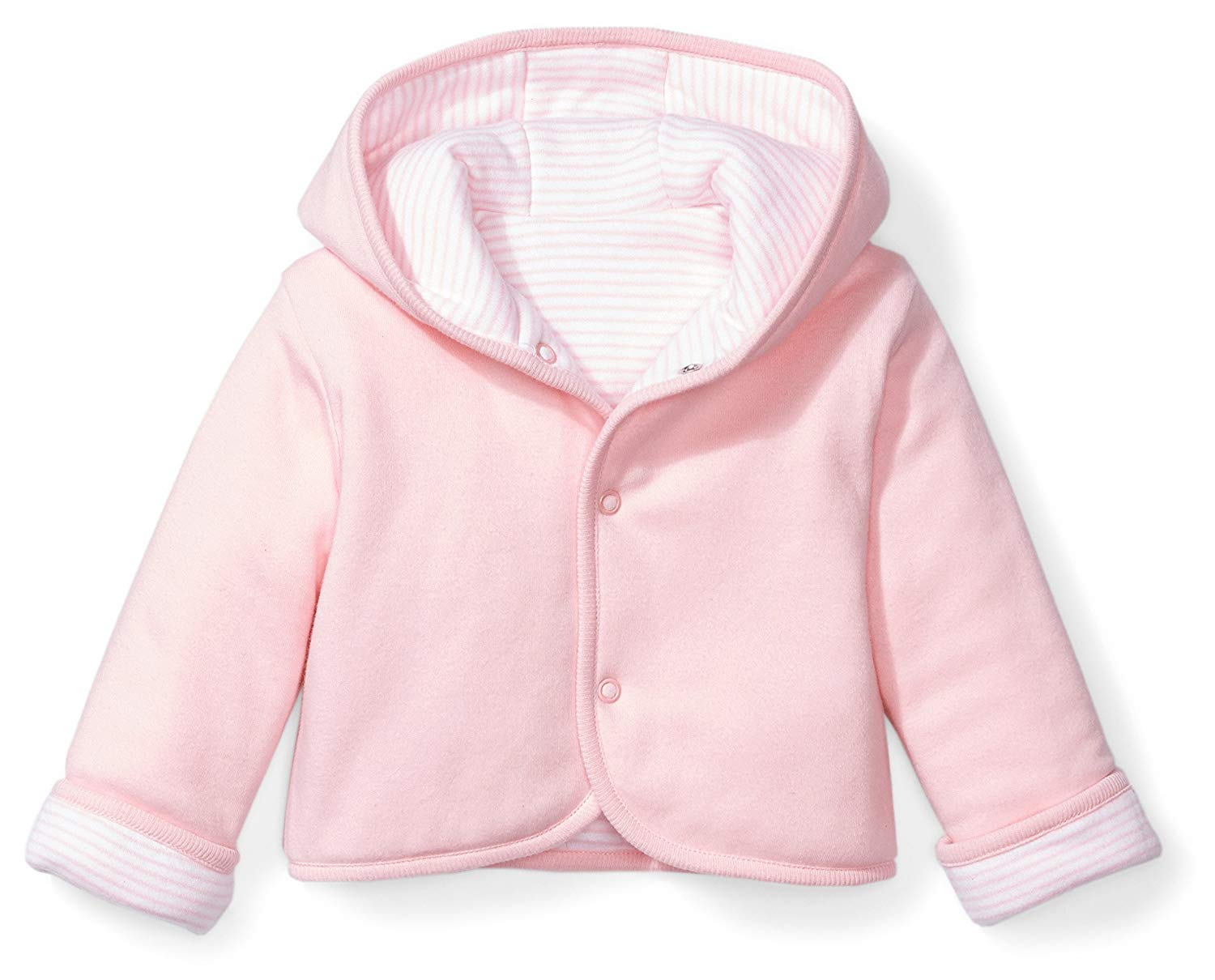 Moon and Back Baby Reversible Jacket with Hood