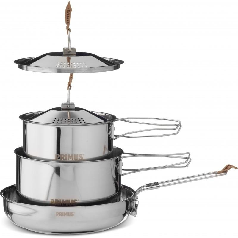 cookset - pots and pans