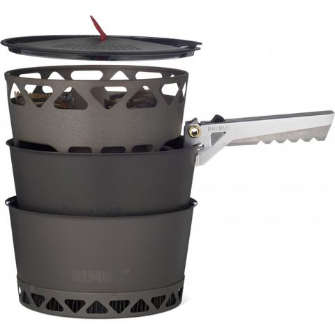 primetech stove set - backpacking stove