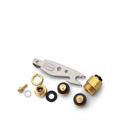 Valve Adapter Kit - Kinjia, Kuchoma & Tupike Stoves