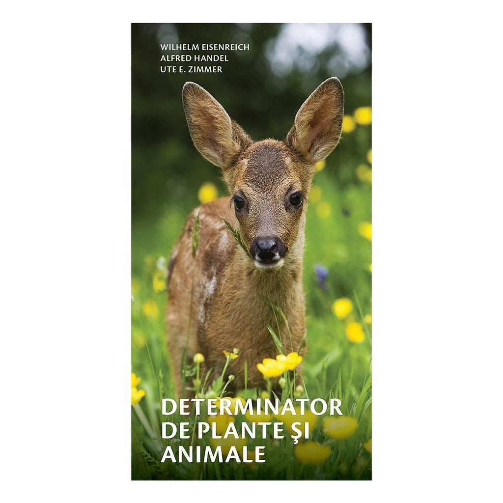 Determinator de plante și animale