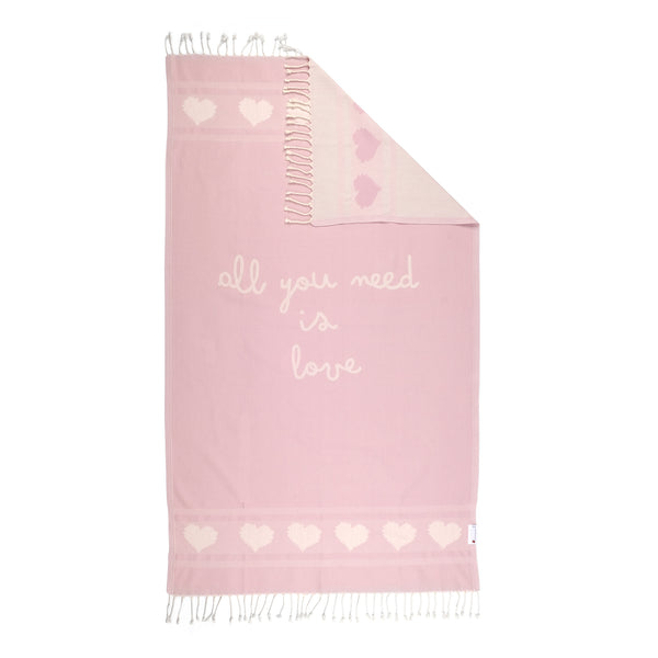 Purity Fouta Pink