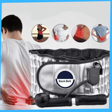 Back Brace Belt - Heat Massage