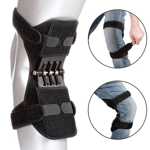 KneeFlex™ Spring Support Knee Brace