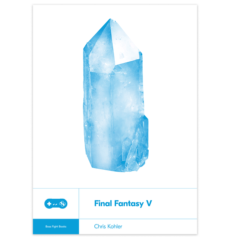 Final Fantasy V by Chris Kohler
