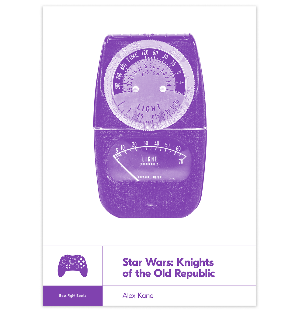 Star Wars: Knights of the Old Republic by Alex Kane