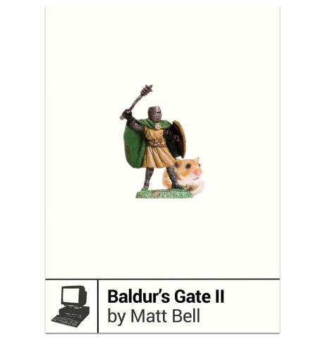 Baldur's Gate II by Matt Bell