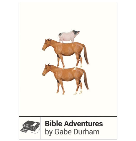 Bible Adventures by Gabe Durham