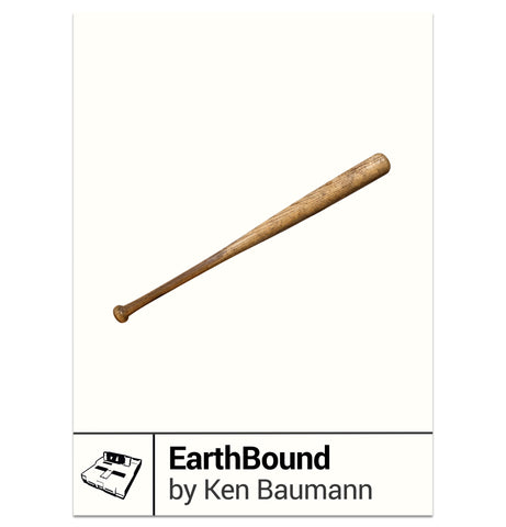 EarthBound by Ken Baumann