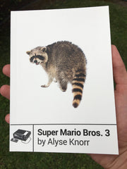 Super Mario Bros. 3 by Alyse Knorr