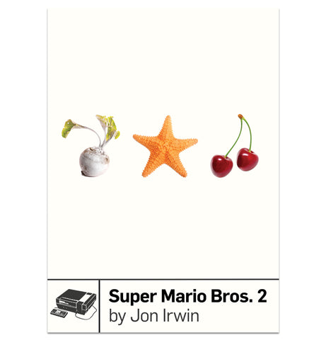Super Mario Bros. 2 by Jon Irwin