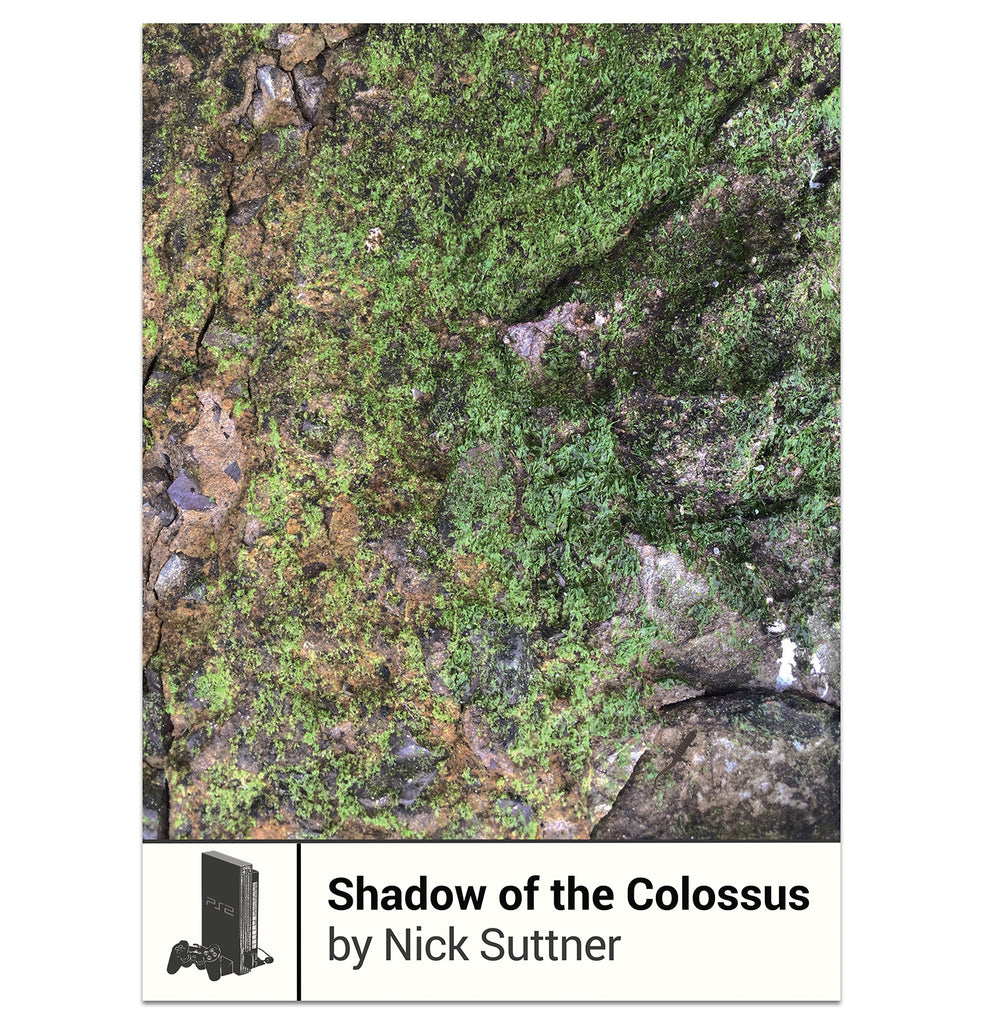 shadow of the colossus by nick suttner boss fight books