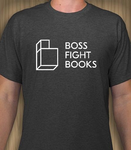 Boss Fight Books Logo T-Shirt