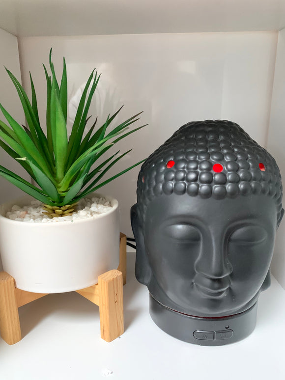 Ultrasonic Diffuser - Buddha Black