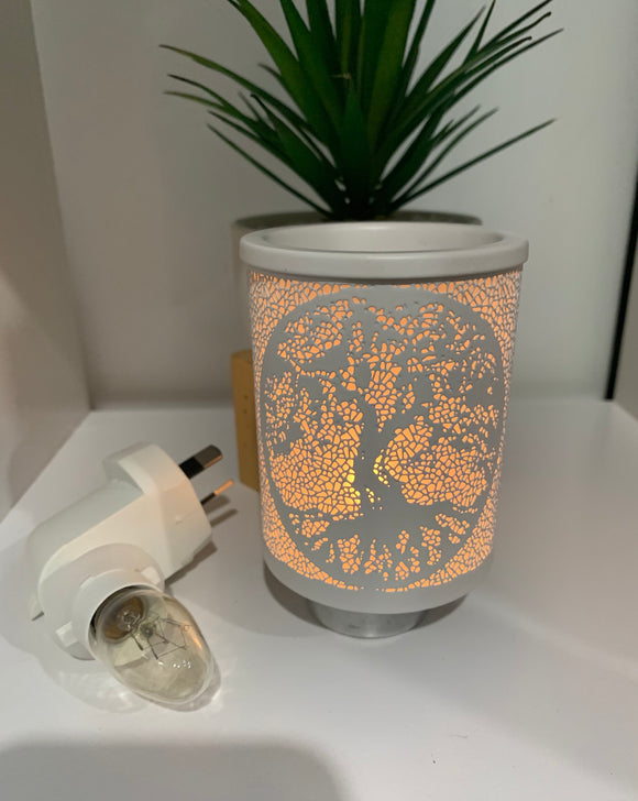 Mini Plug  in Melt  Burner - Tree of Life