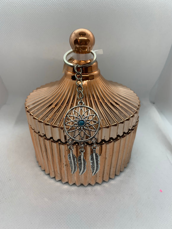 Carousel Jar - Rose Gold