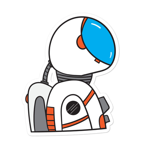 ASB - ASTRO MAN Stickers