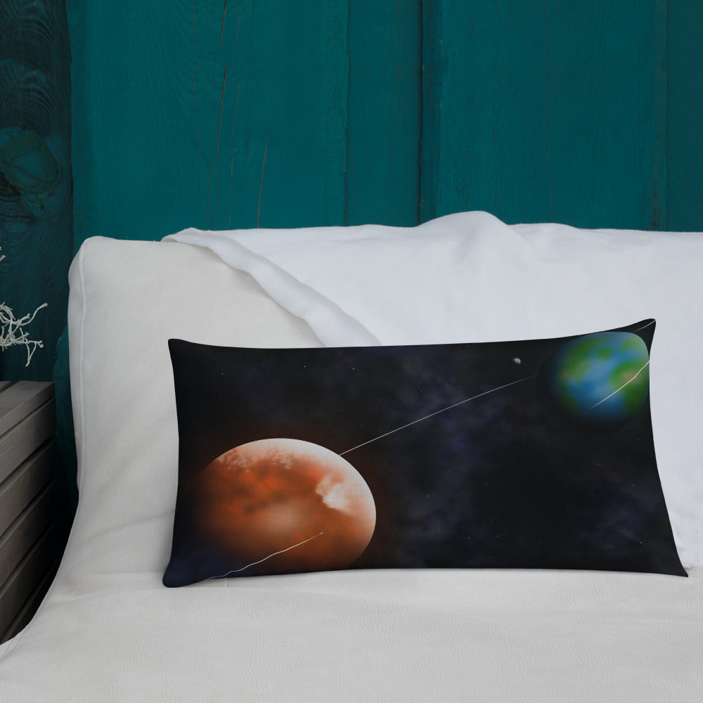 ASB - Earth to Mars Premium Pillow