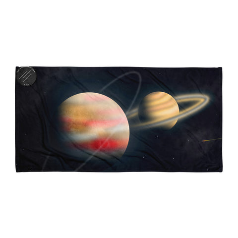 ASB - The Great Conjunction Towel