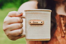 Load image into Gallery viewer, Free Stoneware Handmade Mug