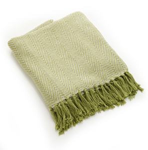 Green Refuge Blanket