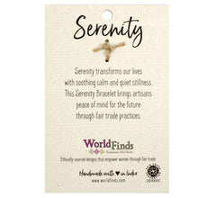 Load image into Gallery viewer, Kantha Connection Bracelet - Serenity
