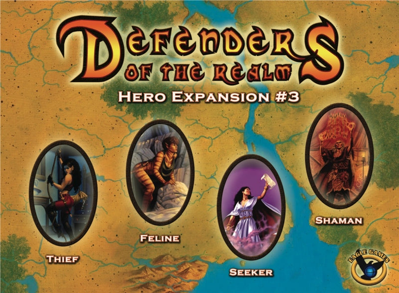 Defenders of the Realm: Hero Expansion