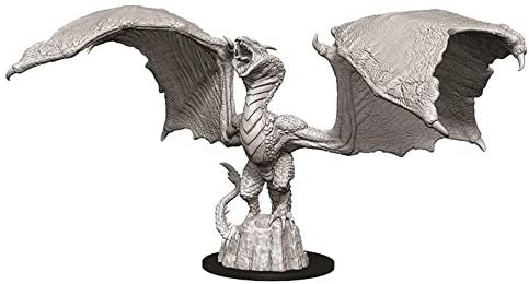 D&D Nolzur's Marvelous Unpainted Miniatures: Wyvern