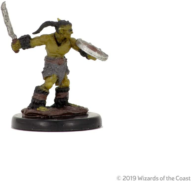 D&D Icons of the Realms: Monster Village Pack - Village Raiders