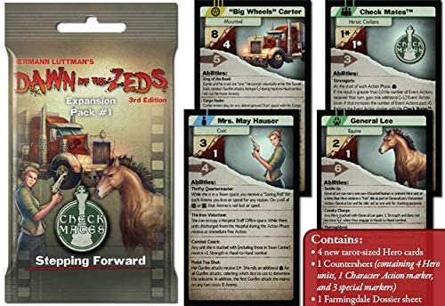 Dawn of the Zeds 3rd Edition: Stepping Forward Expansion