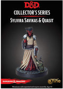 D&D Collector's Series Miniatures: Baldur's Gate Descent Into Avernus - Sylvira Savikas & Quasit