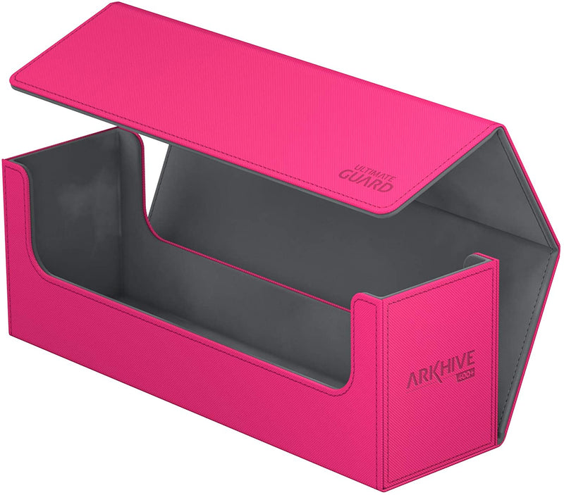 Deck Box: Ultimate Guard - Arkhive Flip Case Xenoskin Standard 400+ Pink