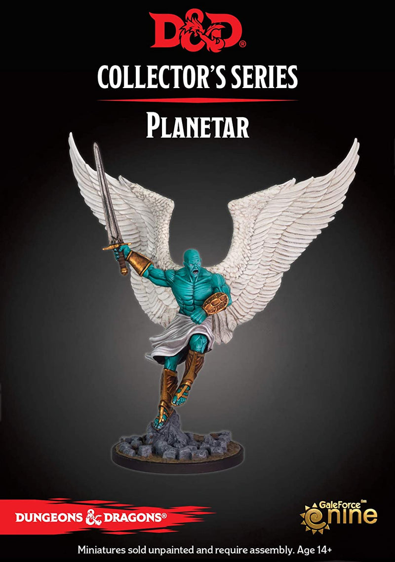 D&D Collector's Series Miniatures: Dungeon of the Mad Mage - Planetar