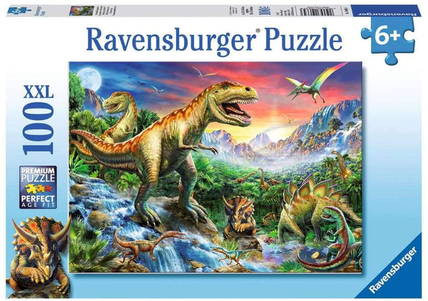Puzzle: (100 pc) Time of the Dinosaurs
