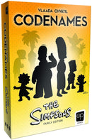 Codenames: The Simpsons