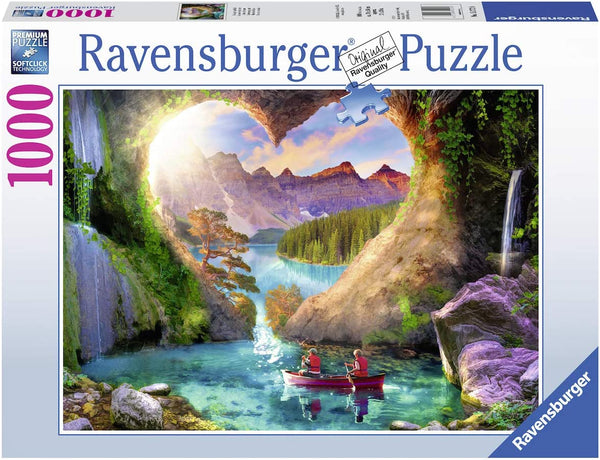Puzzle: (1000 pc) Heartview Cave