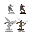 D&D Nolzur's Marvelous Unpainted Miniatures: Male Aasimar Fighter