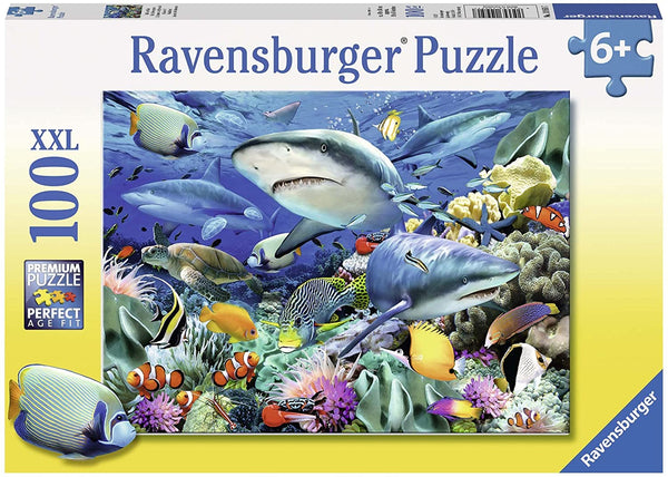 Puzzle: (100 pc) Reef of the Sharks