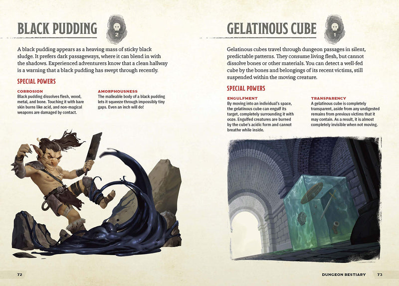 D&D Dungeons and Tombs: A Young Adventurer's Guide