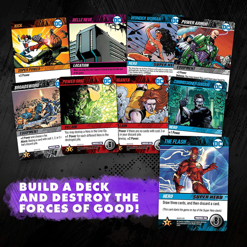 DC Comics Deck-Building Game: Forever Evil