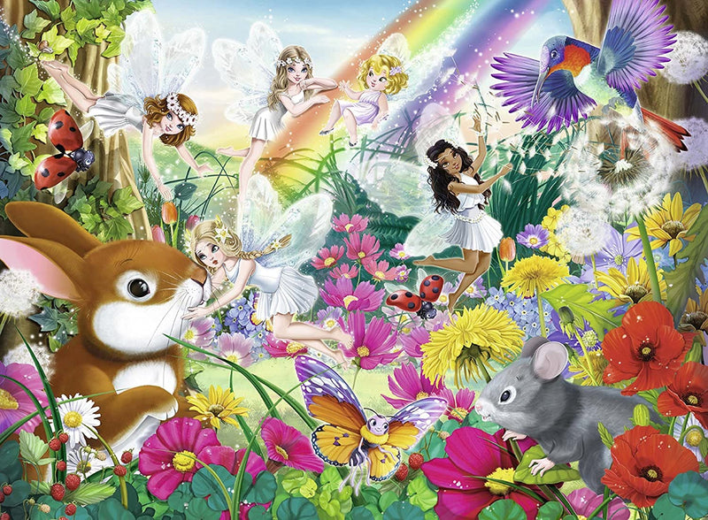 Puzzle: (150 pc) Beautiful Fairy Forest