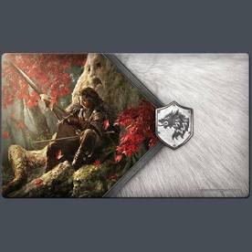 A Game of Thrones: The Card Game (Second Edition) - Playmat - The Warden of the North
