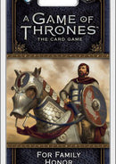 A Game of Thrones: The Card Game (Second Edition) - For Family Honor