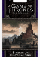 A Game of Thrones: The Card Game (Second Edition) - Streets of King's Landing
